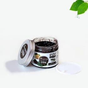 shampoing creme ouvert